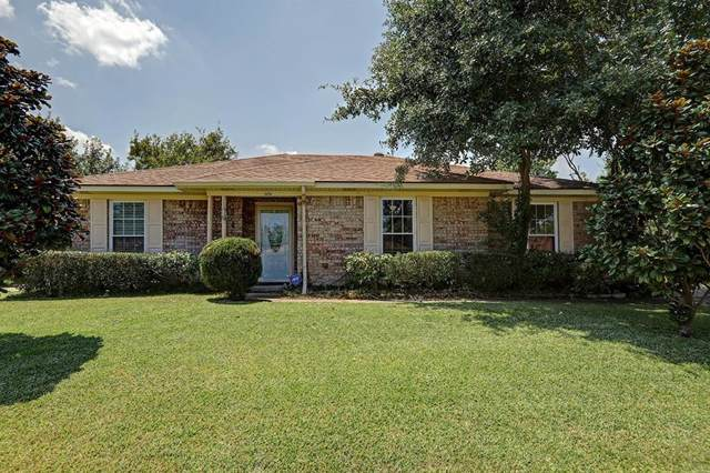 606 Reinosa Drive, Garland, TX 75043 (MLS #14170290) :: Vibrant Real Estate