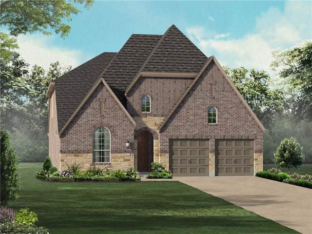 16313 Bidwell Park Drive, Prosper, TX 75078 (MLS #14170293) :: Real Estate By Design
