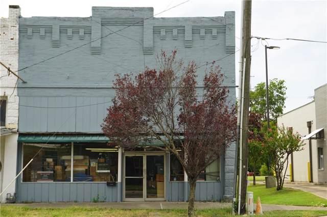 117 W Sam Rayburn Drive, Bonham, TX 75418 (MLS #14170314) :: The Real Estate Station