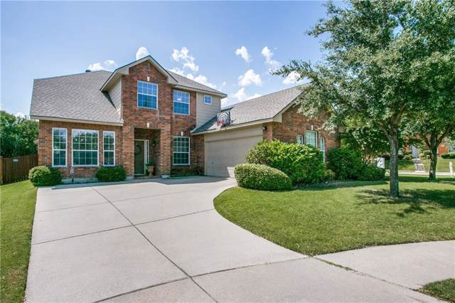 4701 Carlton Court, Garland, TX 75043 (MLS #14170316) :: Vibrant Real Estate