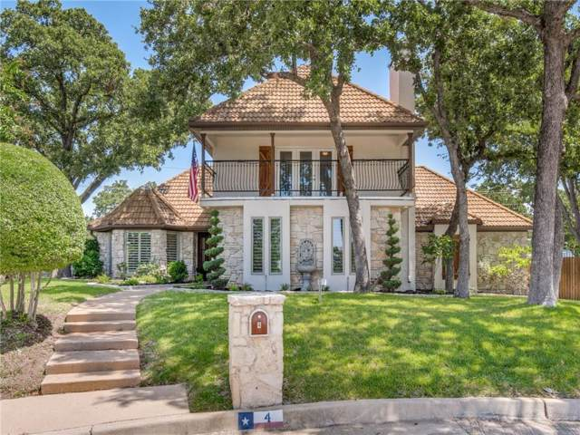 4 Shields Court, Trophy Club, TX 76262 (MLS #14170317) :: RE/MAX Town & Country