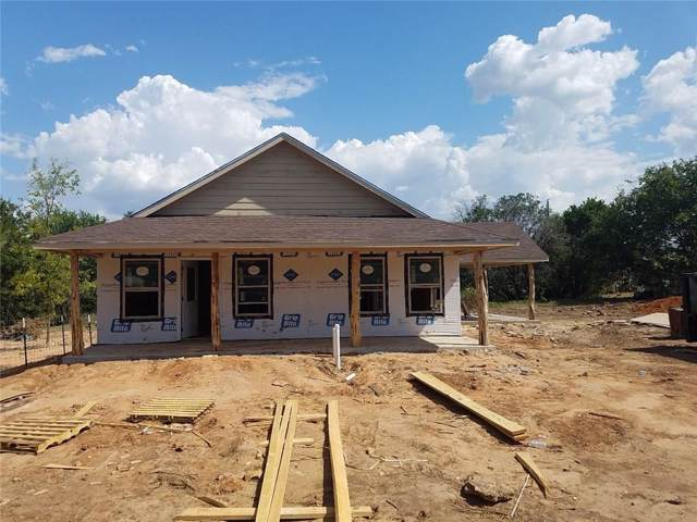 2425 Creek Drive, Granbury, TX 76048 (MLS #14170319) :: RE/MAX Town & Country