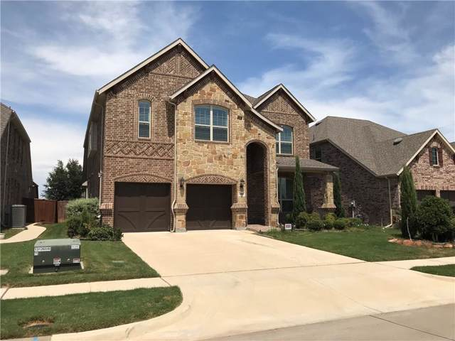 1909 Brown Stone Drive, Plano, TX 75074 (MLS #14170320) :: Van Poole Properties Group
