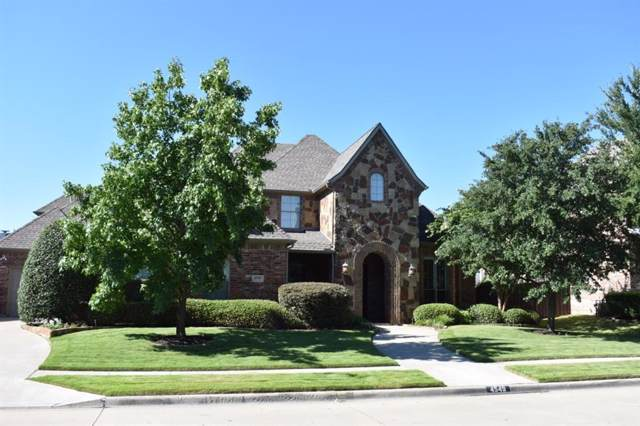 4549 Veneto Drive, Frisco, TX 75033 (MLS #14170324) :: Roberts Real Estate Group