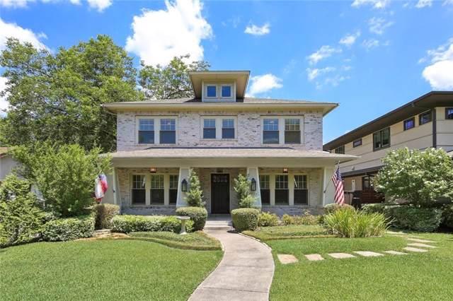 5323 Goodwin Avenue, Dallas, TX 75206 (MLS #14170337) :: Roberts Real Estate Group