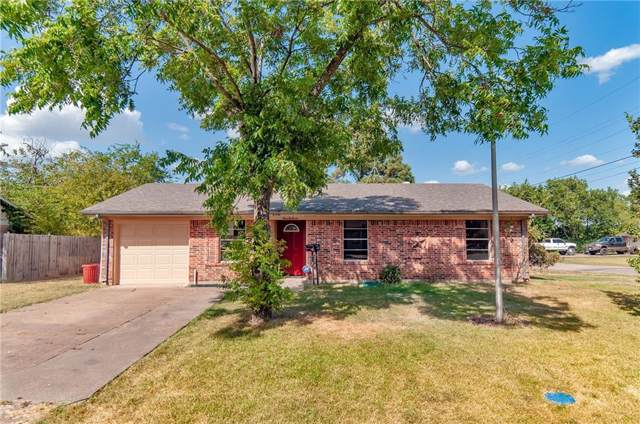 307 E Mccoulskey Street, Terrell, TX 75160 (MLS #14170360) :: The Chad Smith Team