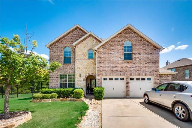 401 Boxwood Trail, Forney, TX 75126 (MLS #14170367) :: The Chad Smith Team
