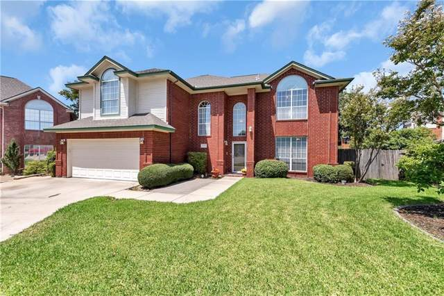 2733 Willow Creek Court, Bedford, TX 76021 (MLS #14170395) :: RE/MAX Landmark