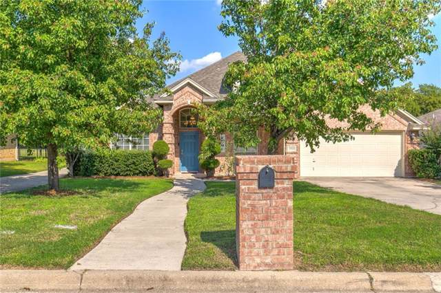 1313 Cozby Street W, Benbrook, TX 76126 (MLS #14170404) :: Potts Realty Group