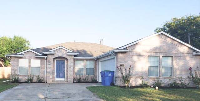 4509 Sunny Brook Drive, Rowlett, TX 75088 (MLS #14170419) :: RE/MAX Town & Country