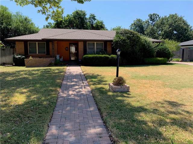 6121 Trail Lake Drive, Fort Worth, TX 76133 (MLS #14170420) :: RE/MAX Landmark