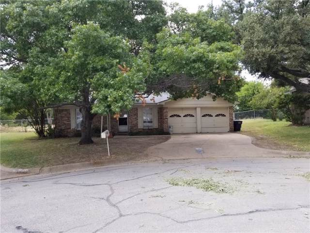 6616 Mccart Avenue, Fort Worth, TX 76133 (MLS #14170438) :: Real Estate By Design