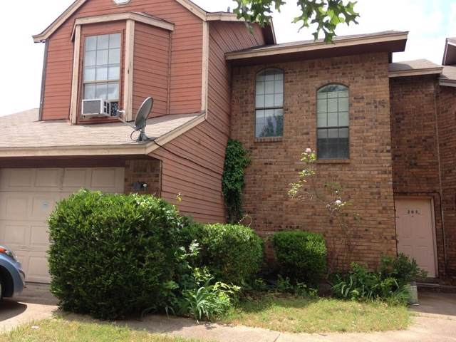 203 Alpine Drive, Desoto, TX 75115 (MLS #14170452) :: Tenesha Lusk Realty Group