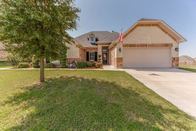320 Windy Glen Drive, Decatur, TX 76234 (MLS #14170458) :: Trinity Premier Properties