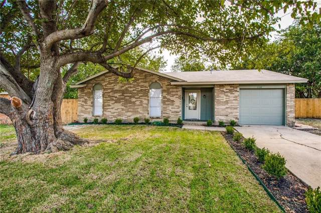 1110 Hickory Trail, Garland, TX 75040 (MLS #14170471) :: Vibrant Real Estate
