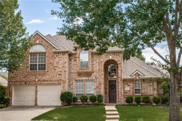 5305 Hawks Nest, Mckinney, TX 75072 (MLS #14170495) :: The Rhodes Team