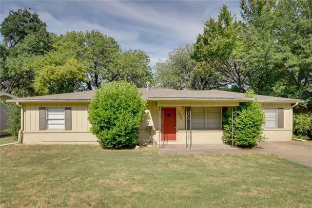 1504 Ravenwood Drive, Arlington, TX 76013 (MLS #14170504) :: The Paula Jones Team | RE/MAX of Abilene