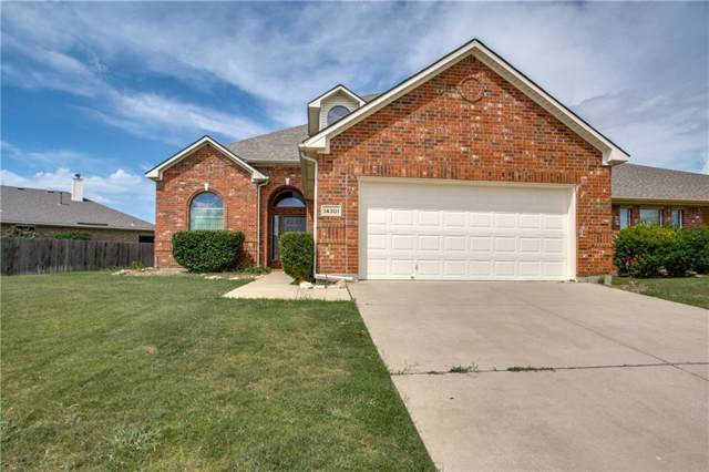 14301 Polo Ranch Street, Fort Worth, TX 76052 (MLS #14170527) :: Real Estate By Design