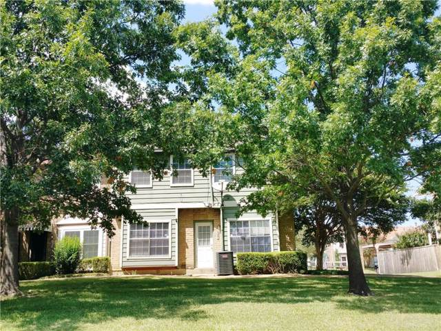 614 Trailwood Court, Garland, TX 75043 (MLS #14170534) :: Vibrant Real Estate