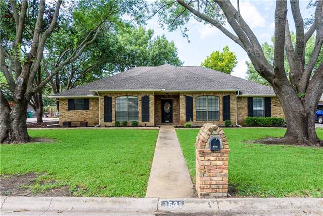1531 Pickwick Lane, Denton, TX 76209 (MLS #14170539) :: Trinity Premier Properties