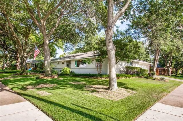 3506 Warick Drive, Dallas, TX 75229 (MLS #14170544) :: Van Poole Properties Group