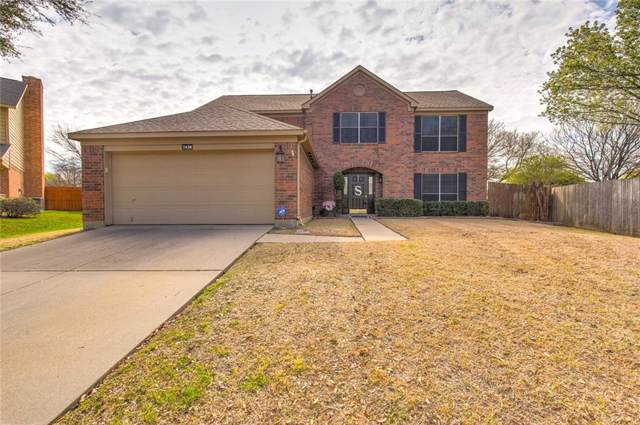 7458 Point Reyes Drive, Fort Worth, TX 76137 (MLS #14170570) :: Real Estate By Design