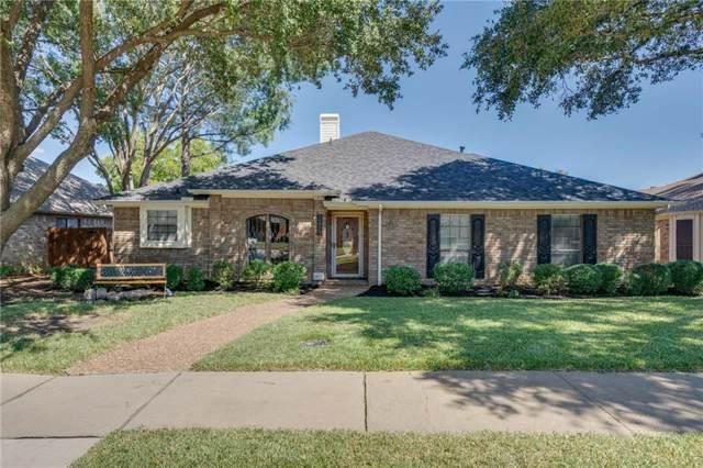 1219 Cloudy Sky Lane, Lewisville, TX 75067 (MLS #14170715) :: Frankie Arthur Real Estate