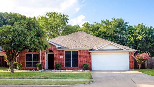1616 Wintercrest Road, Grand Prairie, TX 75052 (MLS #14170767) :: Lynn Wilson with Keller Williams DFW/Southlake