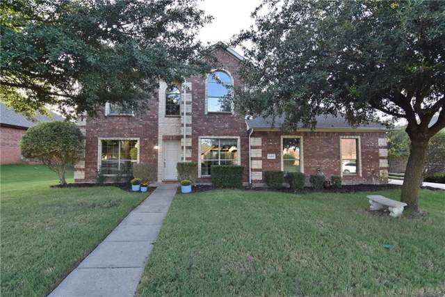 1401 High Meadow Drive, Royse City, TX 75189 (MLS #14170773) :: The Mitchell Group