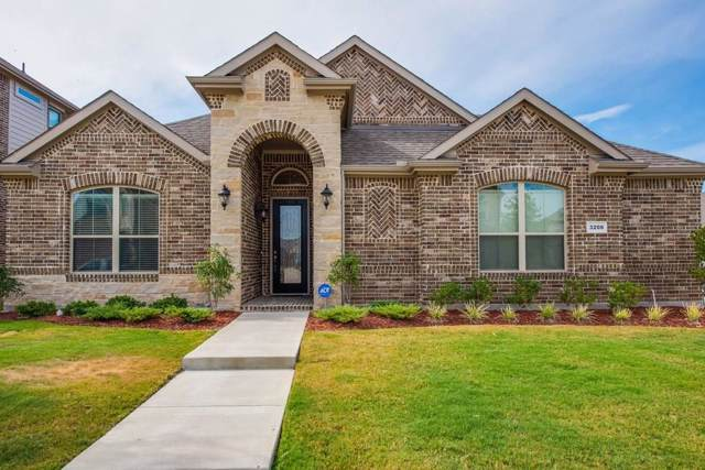 3206 Le Manns Street, Midlothian, TX 76065 (MLS #14170793) :: RE/MAX Town & Country