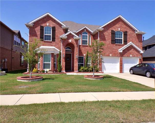 8612 Snowdrop Court, Fort Worth, TX 76123 (MLS #14170794) :: The Real Estate Station