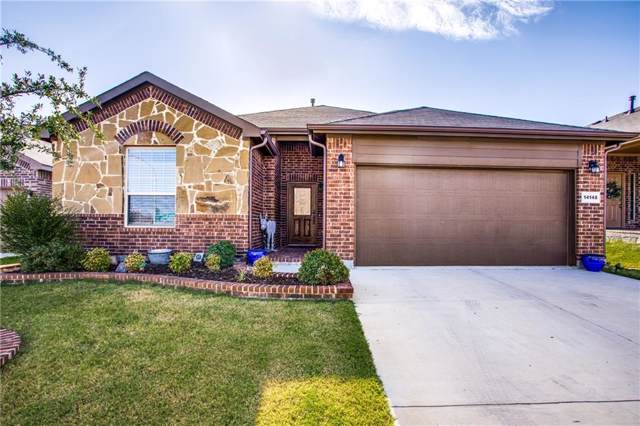 14148 Rabbit Brush Lane, Fort Worth, TX 76052 (MLS #14170833) :: Real Estate By Design