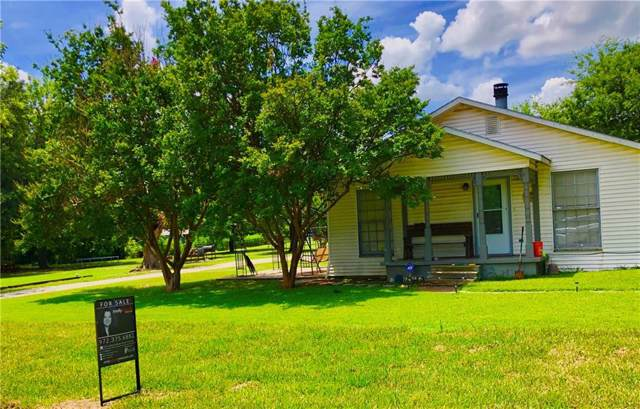 313 S Goode Road, Wilmer, TX 75172 (MLS #14170836) :: The Heyl Group at Keller Williams