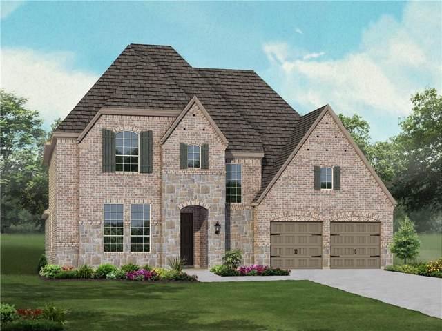 1000 Parkstone Drive, Little Elm, TX 76227 (MLS #14170862) :: Robbins Real Estate Group