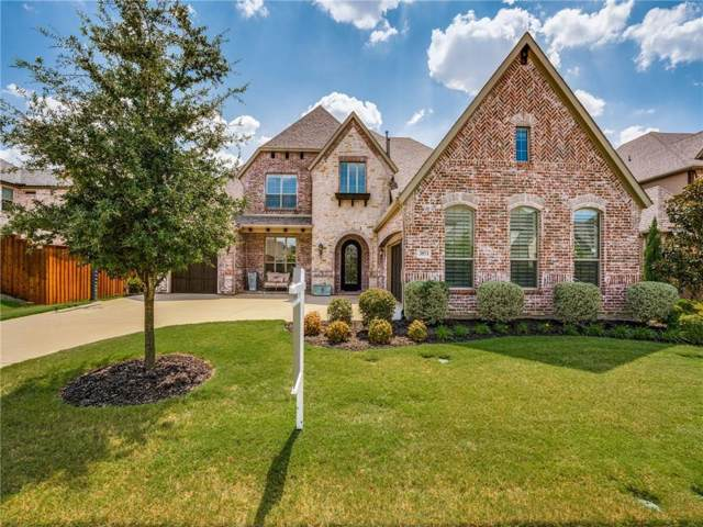 3853 Ferndale Lane, Frisco, TX 75034 (MLS #14170875) :: Ann Carr Real Estate