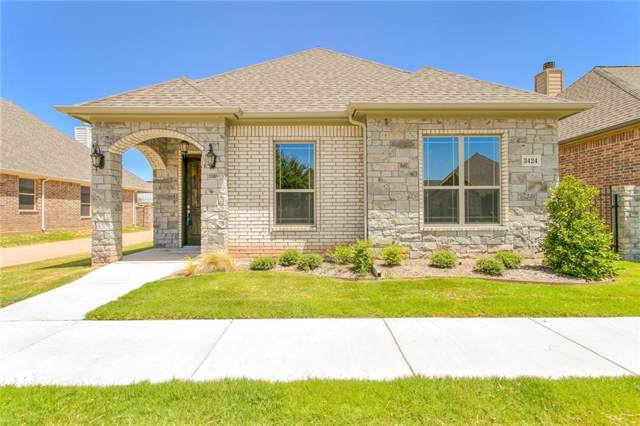 3424 Fountain Way, Granbury, TX 76049 (MLS #14170900) :: The Real Estate Station