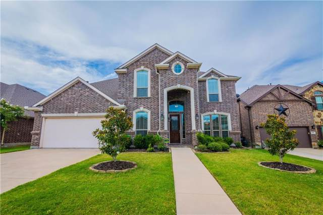 2424 Otero Pass, Fort Worth, TX 76131 (MLS #14170908) :: The Real Estate Station