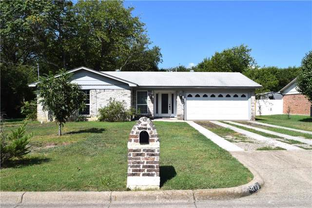 1136 Bryant Street, Benbrook, TX 76126 (MLS #14170963) :: Potts Realty Group
