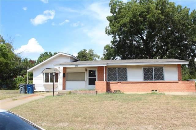 1211 Montague Avenue, Dallas, TX 75216 (MLS #14170983) :: Baldree Home Team