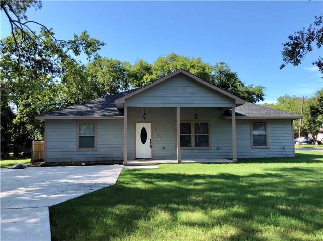 613 E Epstein Street, Sherman, TX 75090 (MLS #14171029) :: The Heyl Group at Keller Williams