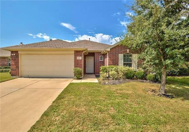 812 Hummingbird Drive, Little Elm, TX 75068 (MLS #14171038) :: Kimberly Davis & Associates