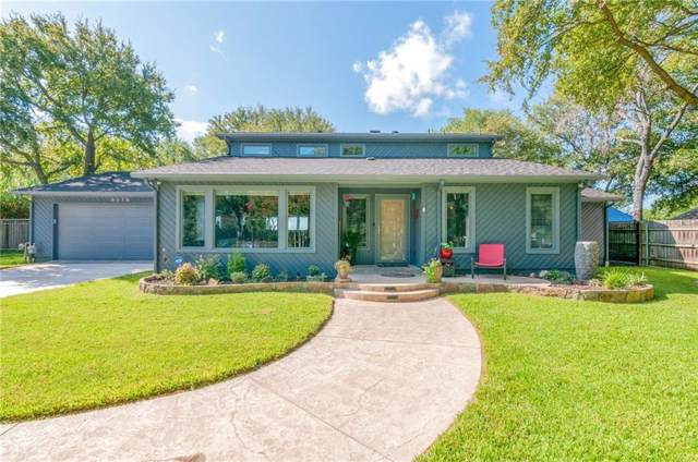8078 Eagle Mountain Drive, Fort Worth, TX 76135 (MLS #14171048) :: RE/MAX Town & Country