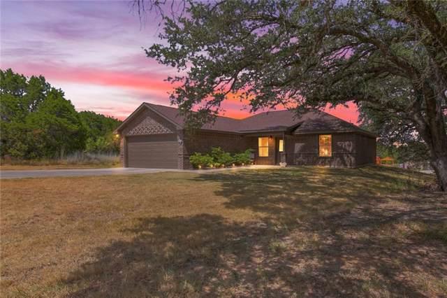 3112 Steepleridge Circle, Granbury, TX 76048 (MLS #14171095) :: The Real Estate Station