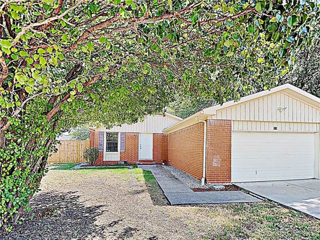 511 Plainview Drive, Mansfield, TX 76063 (MLS #14171115) :: Century 21 Judge Fite Company