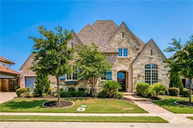 671 Creekway Drive, Irving, TX 75039 (MLS #14171127) :: All Cities Realty