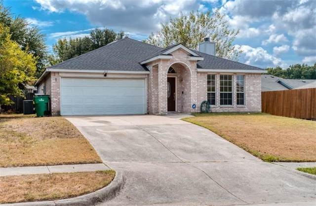 311 Bridlegate Drive, Mckinney, TX 75069 (MLS #14171149) :: RE/MAX Town & Country