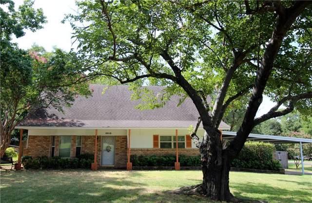 2213 Ingleside Drive, Grand Prairie, TX 75050 (MLS #14171172) :: The Real Estate Station