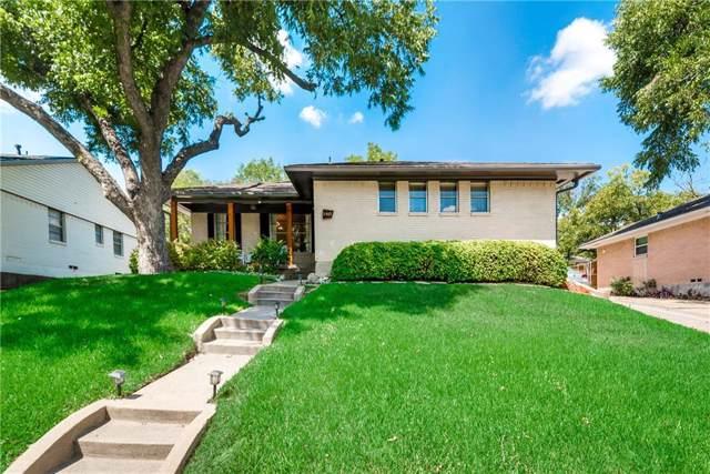 2421 Springhill Drive, Dallas, TX 75228 (MLS #14171196) :: HergGroup Dallas-Fort Worth