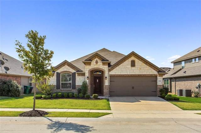 16704 Dry Creek Boulevard, Prosper, TX 75078 (MLS #14171243) :: Vibrant Real Estate
