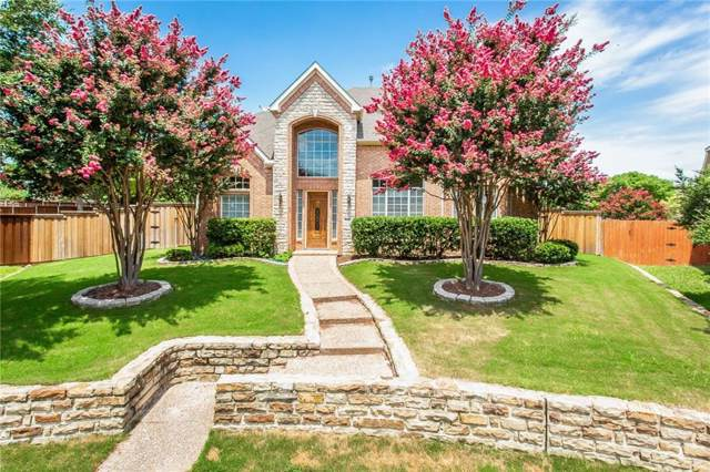 3441 Brushy Creek Drive, Plano, TX 75025 (MLS #14171293) :: Lynn Wilson with Keller Williams DFW/Southlake